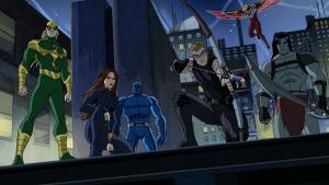 Estrenos De Series Marvel 2021