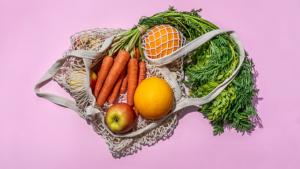 Frutas Y Verduras Para Dieta Saludable