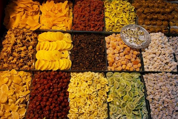 Frutos Secos alimentos para una vida sana