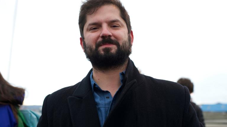 Gabriel Boric Debate Radios IberoAmericana