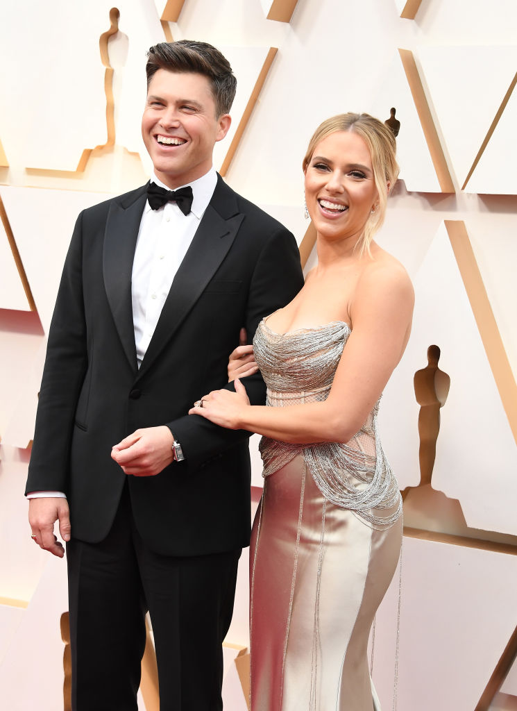92nd Annual Academy Awards Arrivals