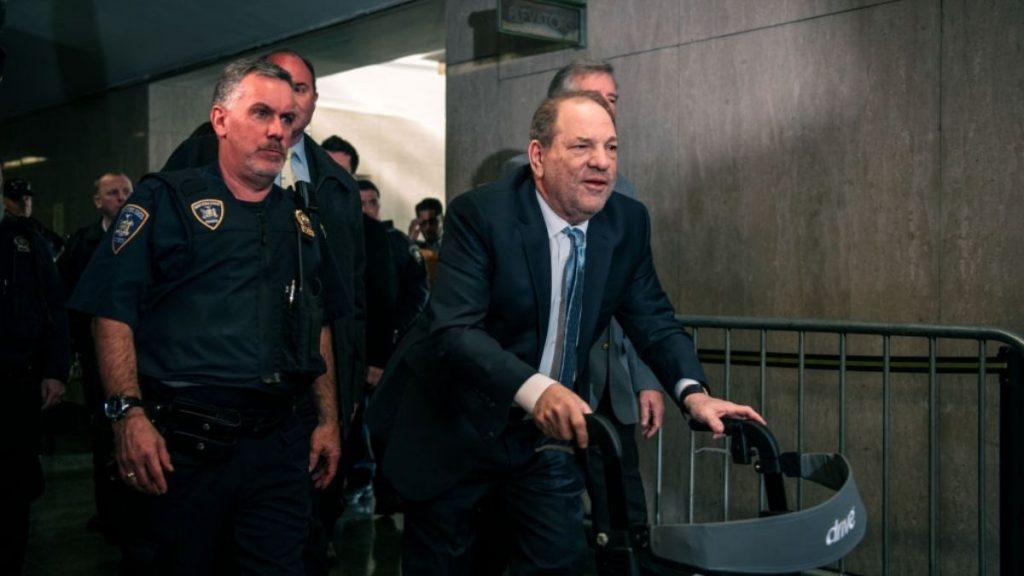 Harvey Weinstein Cárcel