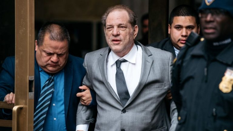 Harvey Weinstein Extraditado