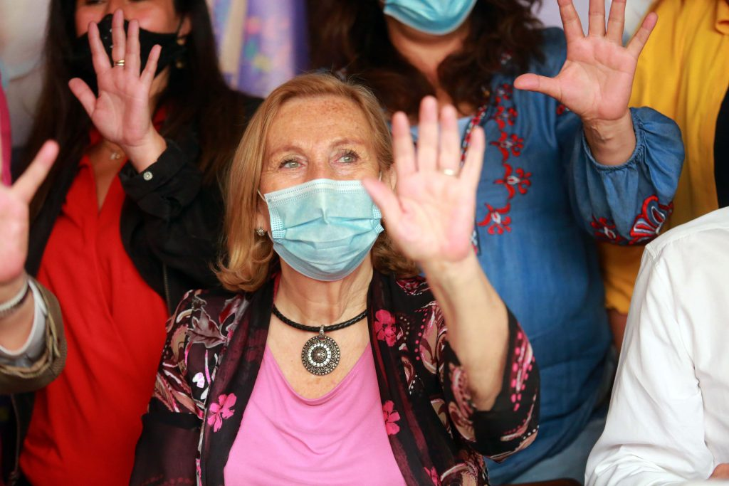 Helia Molina sobre nuevas medidas sanitarias