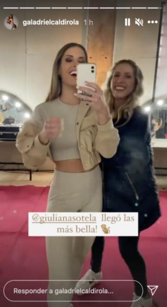 Instagram: @galadrielcaldirola