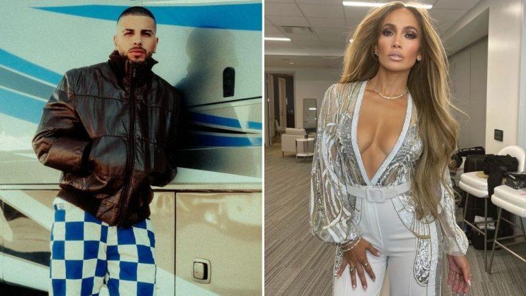 Jennifer Lopez Y Rauw Alejandro