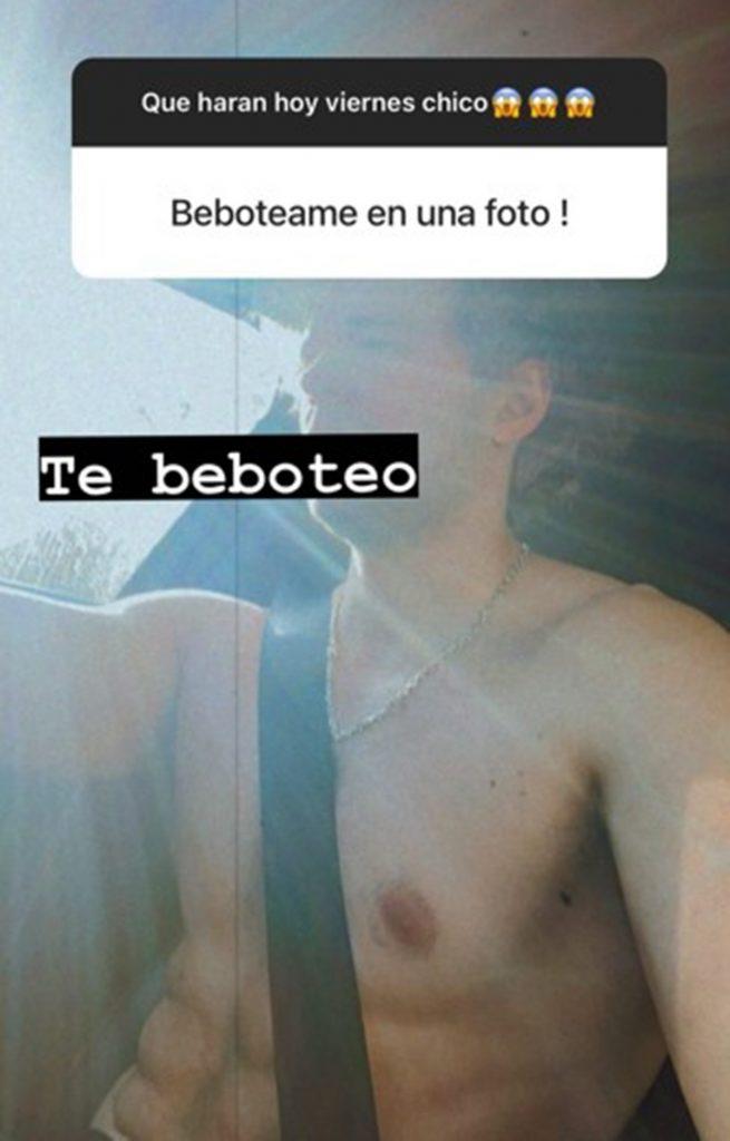 Joaquín Mendez Beboteo