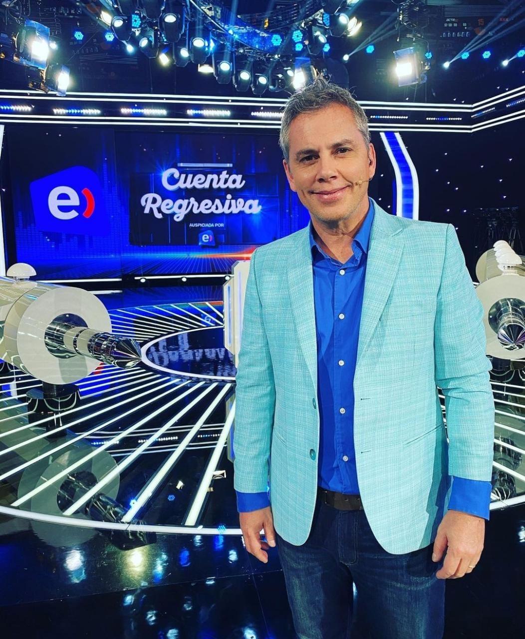 José Miguel Viñuela Salida De Mega