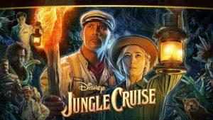 Jungle Cruise, De La Roca, Por Disney Plus