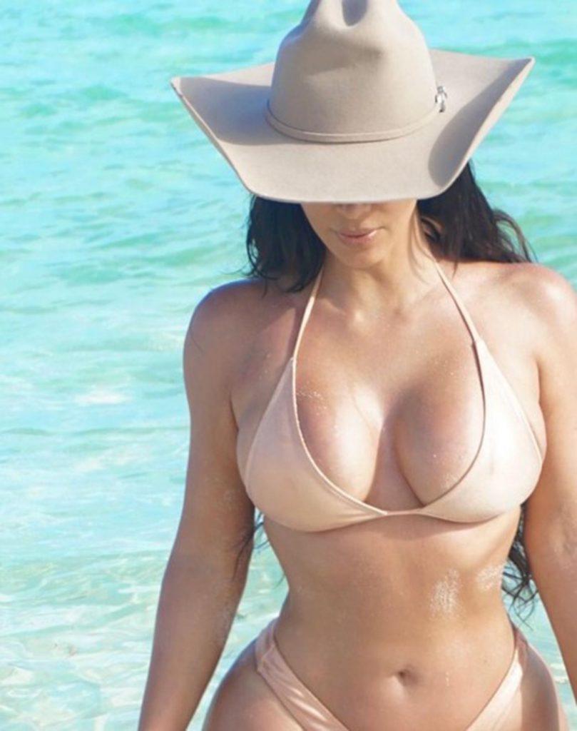 Kim Kardashian Nude 2