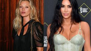 Kim Kardashian Y Kate Moss Una Gran Amistad