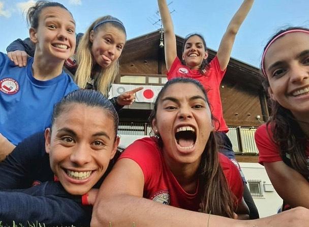 La Roja Femenina Se Encuentra Esperando El Debut Contra Canadá