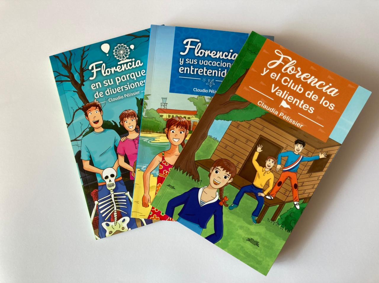Libros Florencia Y Sus Aventuras