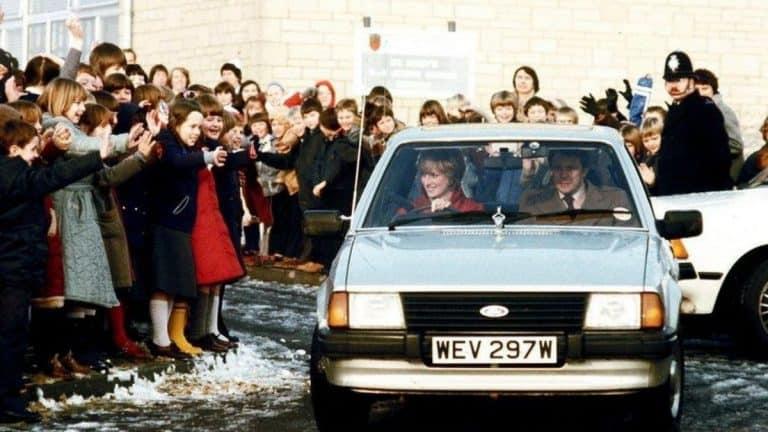 Llega El Auto De La Princesa Diana Al Museo De La Moda En Chile