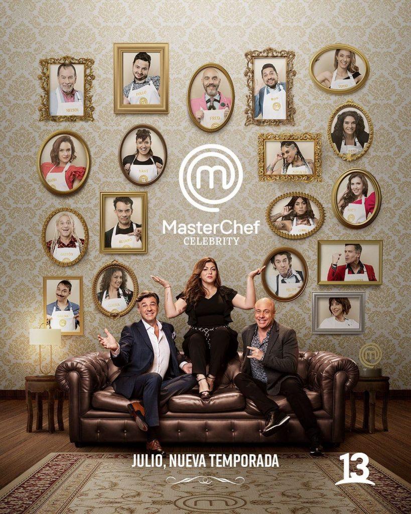 Los Nuevos Participantes De MasterChef Celebrity