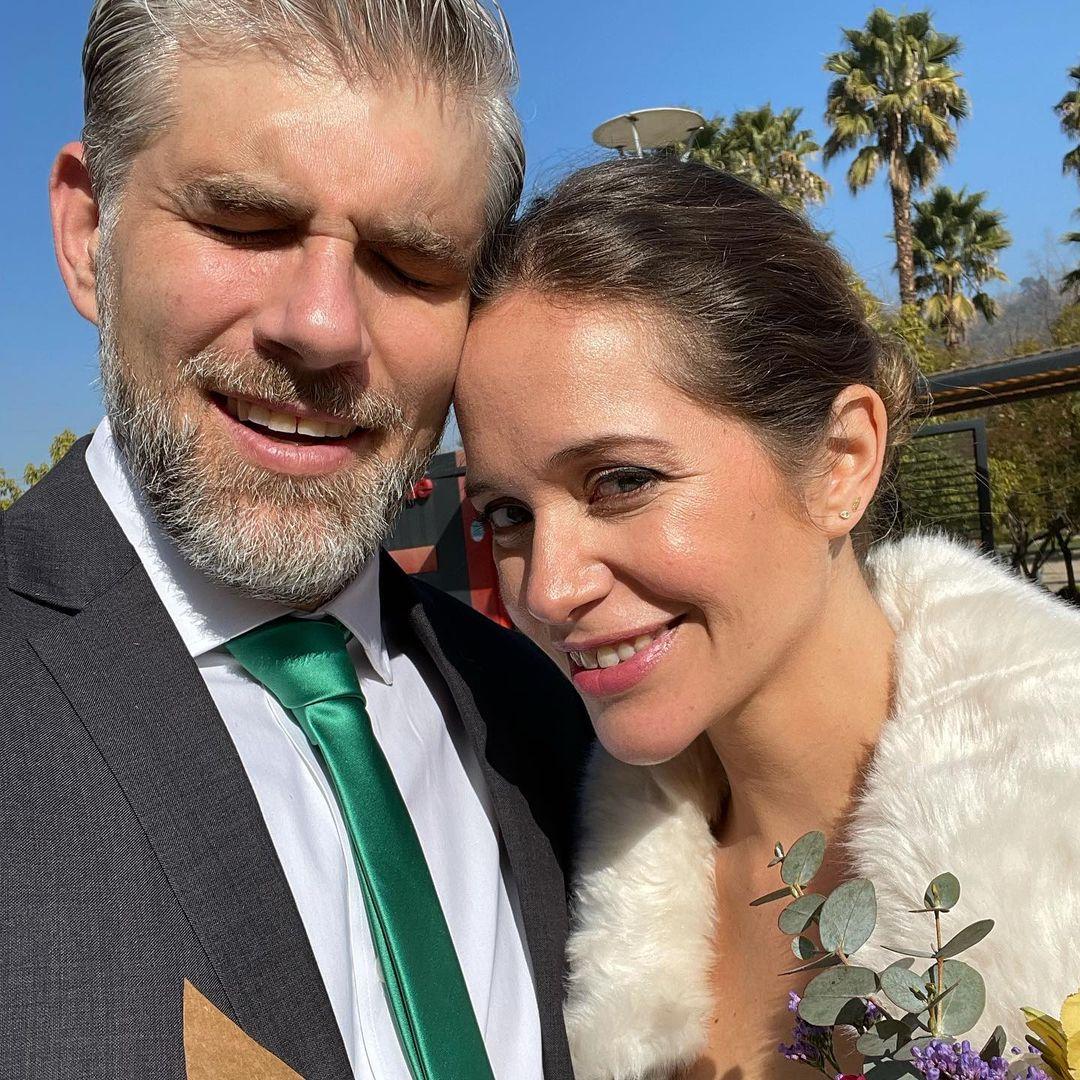 Manuel de Tezanos se casa con quien conoci贸 en Tinder, Camila Mu帽oz