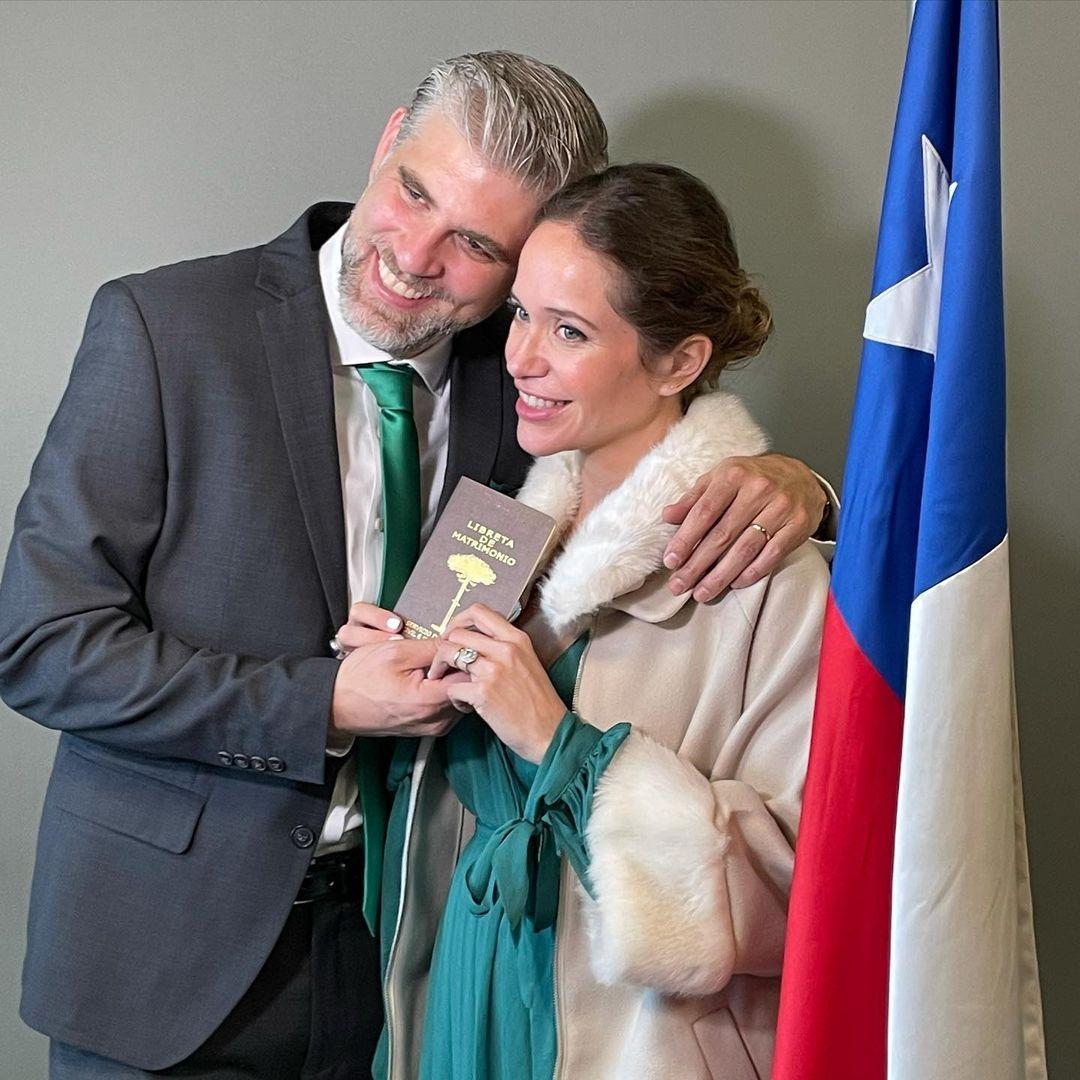 Manuel De Tezanos Y Camila Muñoz
