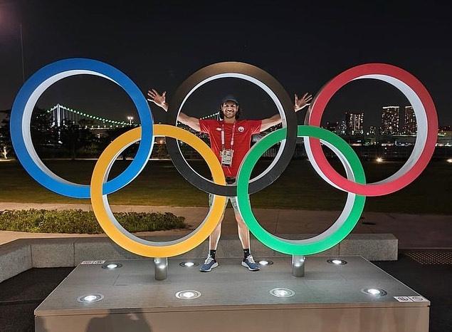 Marco Grimalt En Tokio 2020