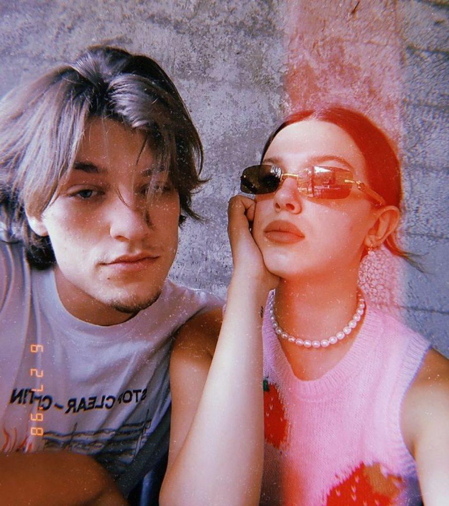 Millie Bobby Y Jake Bongiovi
