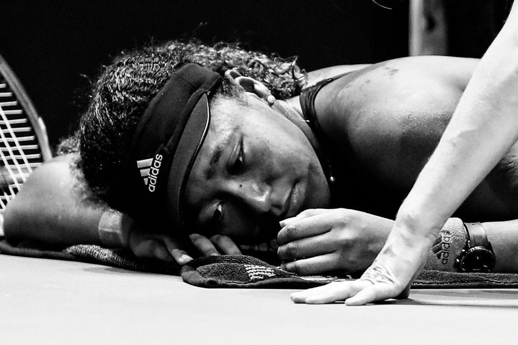 Naomi Osaka referente de salud mental y deporte
