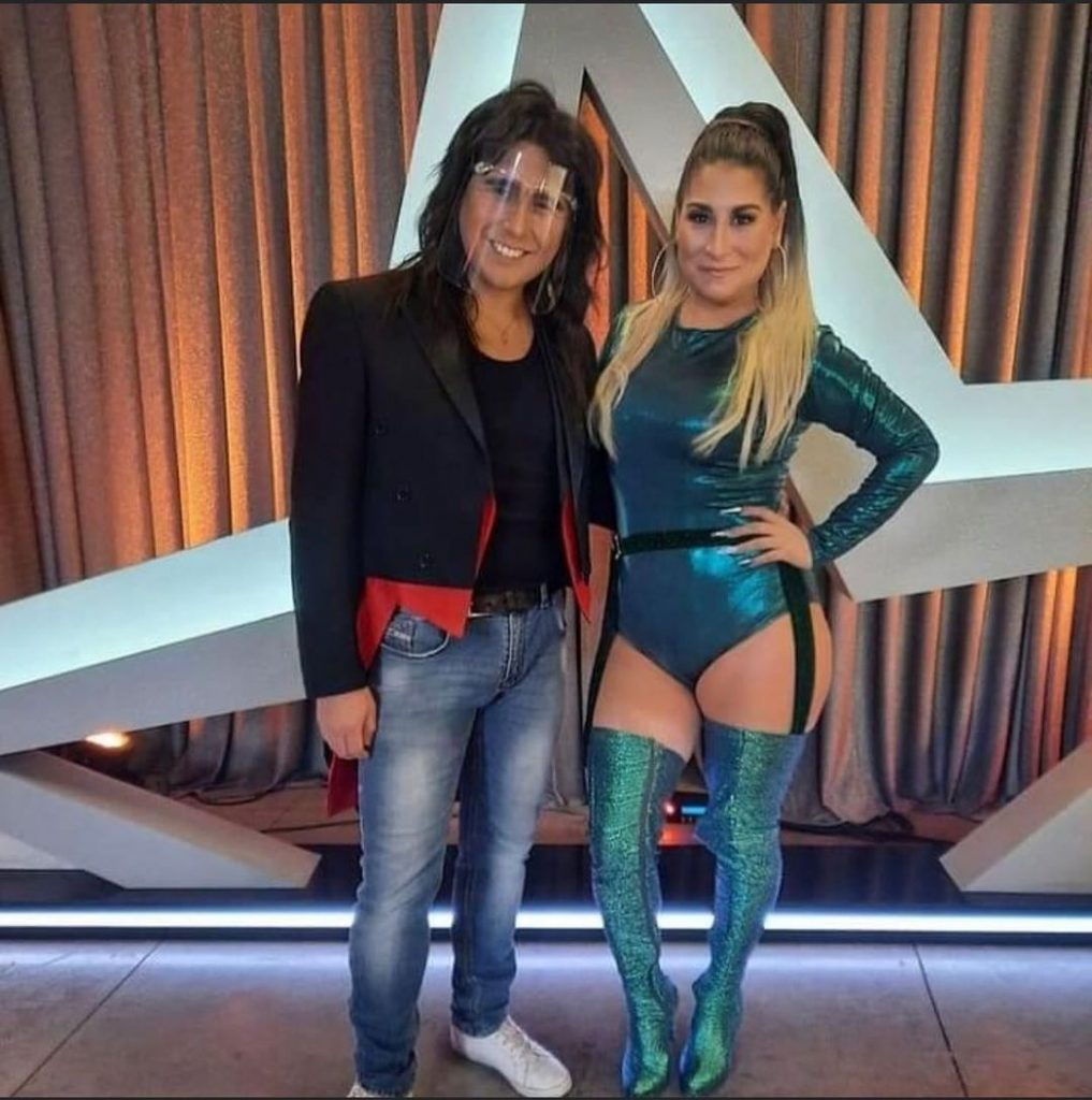 Nicolás Cid Participante De Yo Soy All Stars CHV