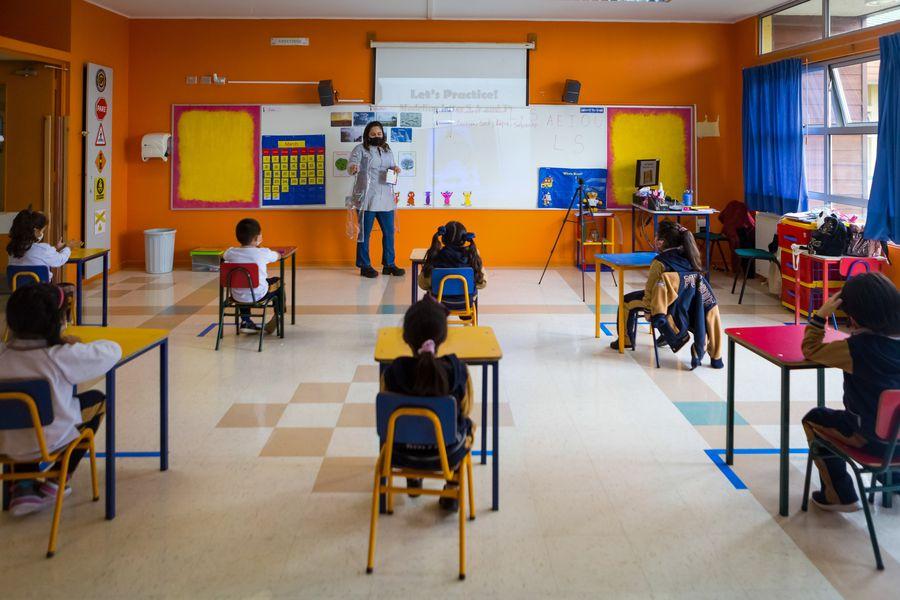 Colegios en Plan paso a paso