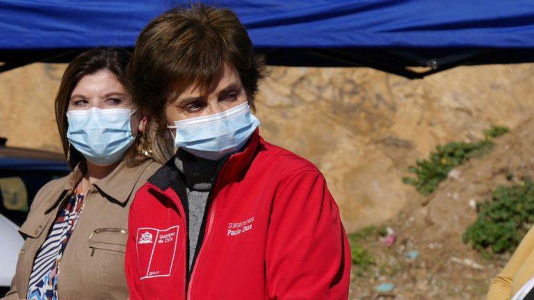 Paula Daza anunció el nuevo Plan Paso a Paso