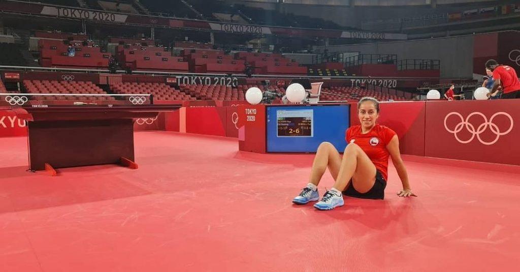 Paulina Vega En Sus Segundos Juegos Olímpicos