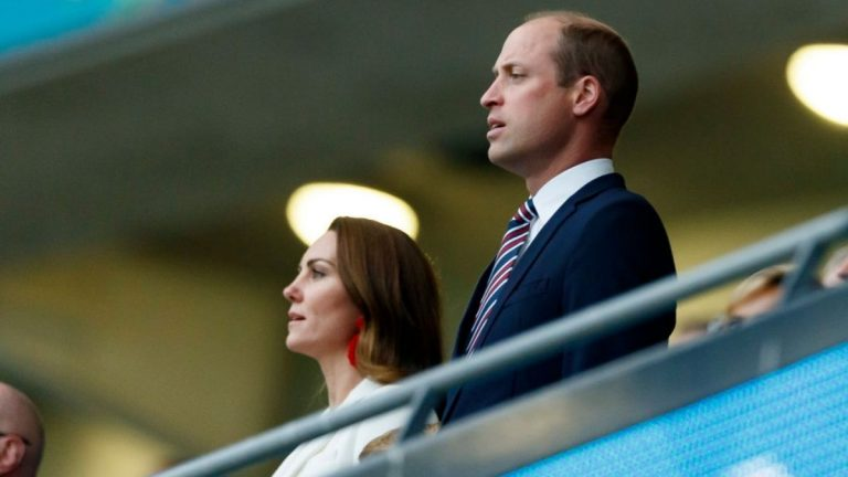 Príncipe William Se Opone Al Racismo Contra Los Jugadores De Inglaterra