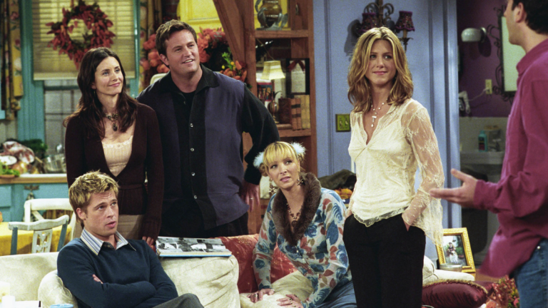 Series HBO MAX Friends
