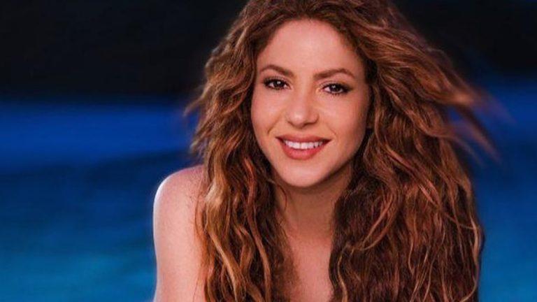 Shakira en Don't Wait Up