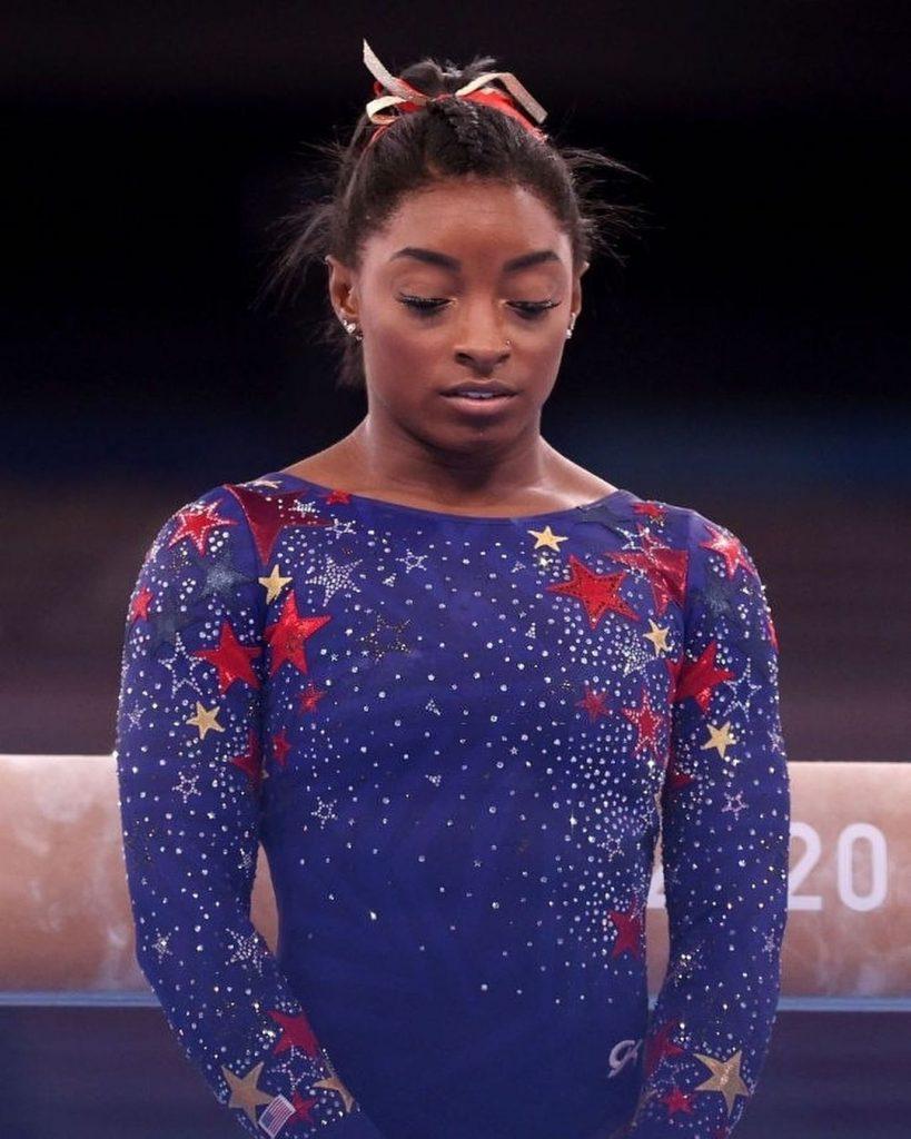 Simone Biles Grandes Mujeres En Juegos Olímpicos