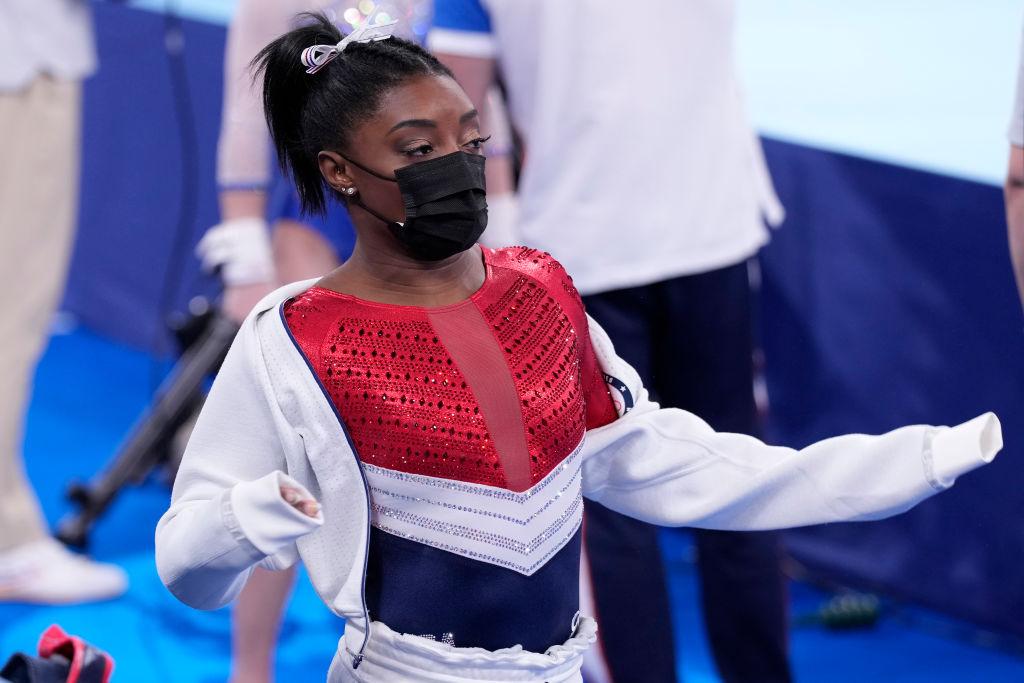 SImone Biles y la salud mental en el deporte