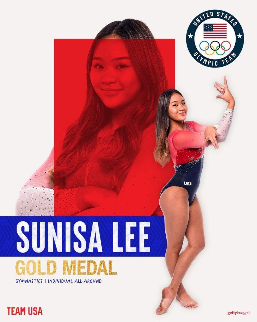 Sunisa Lee Nueva Campeona De Gimnasia