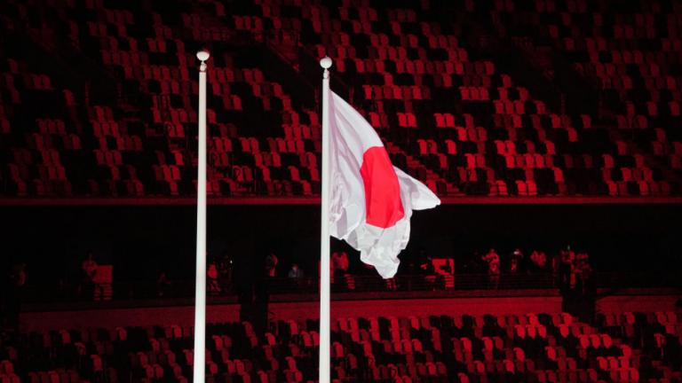 Tokio 2020 Ceremonia Inaugural