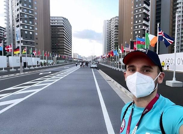 Tomás González En Tokio 2020
