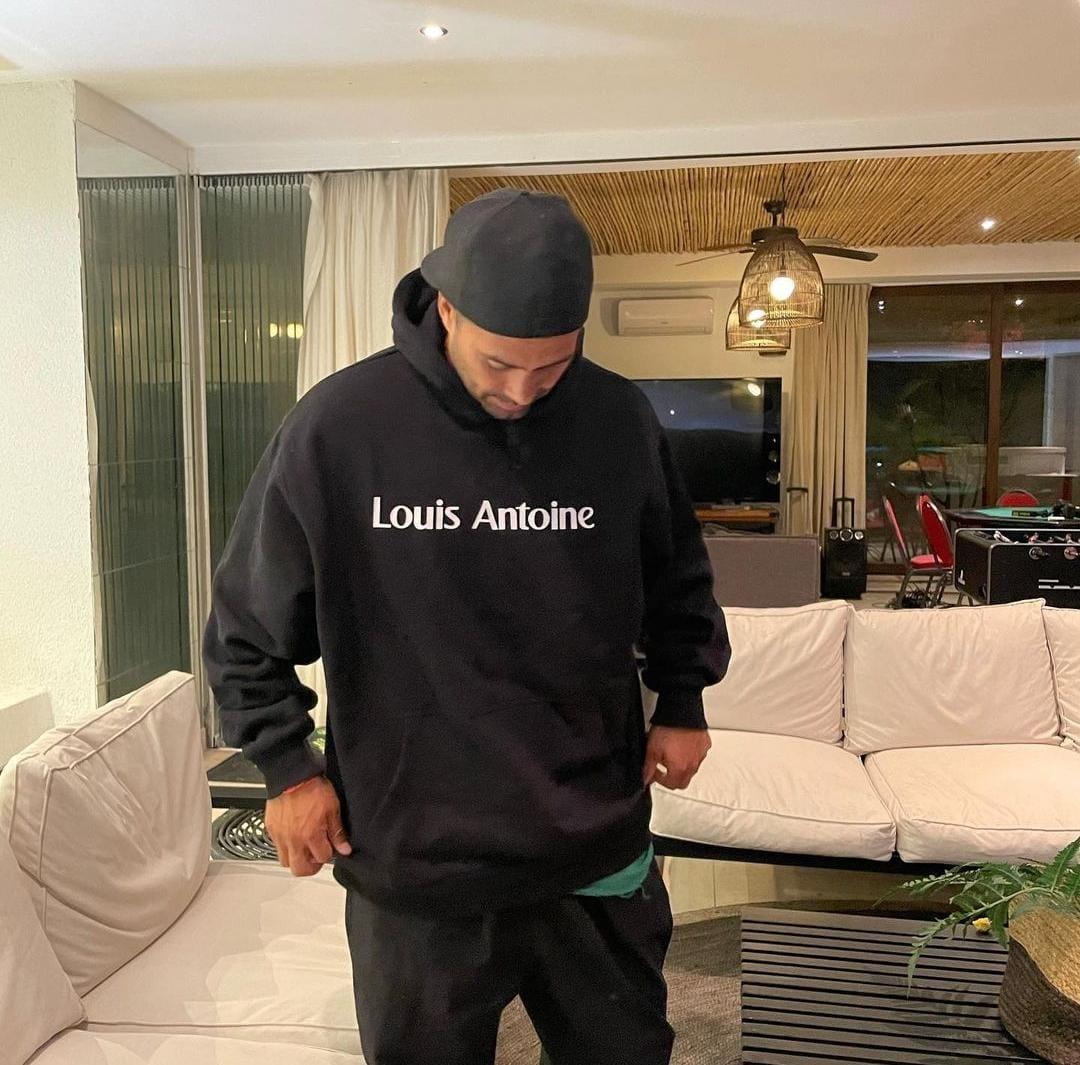 Luis Jiménez ropa