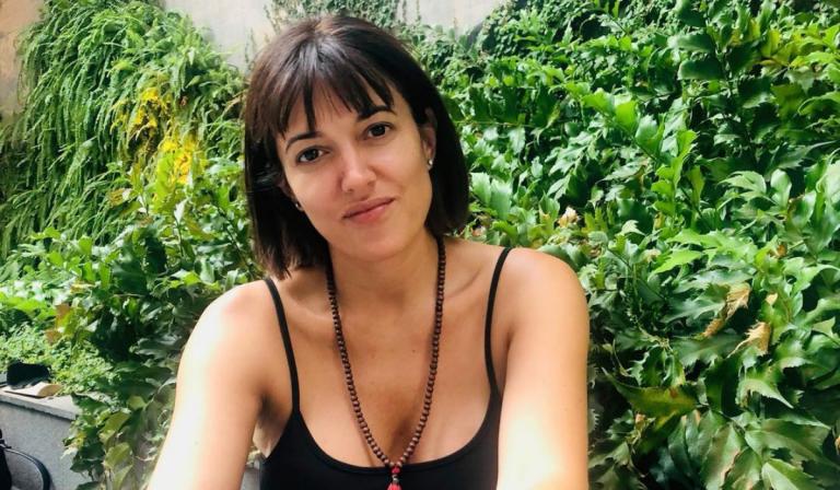 Yamila Reyna sufrió un doloroso accidente grabando para programa de televisión