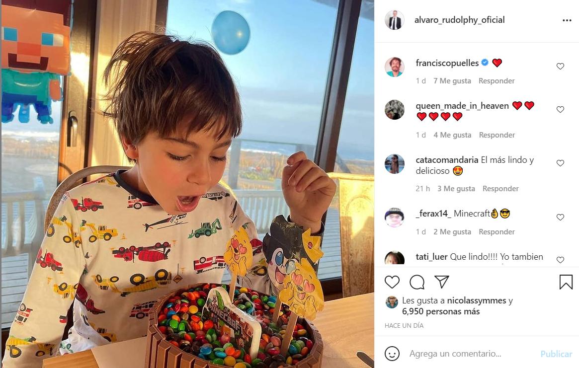 álvaro Rudolphy Instagram