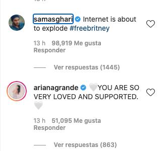 Ariana Grande Britney Spears