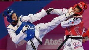 Chilena Taekwondo Covid 19