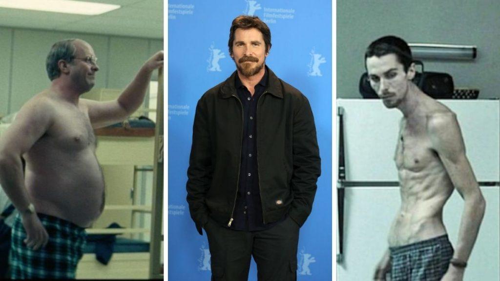 Christian Bale Transformacion Actor