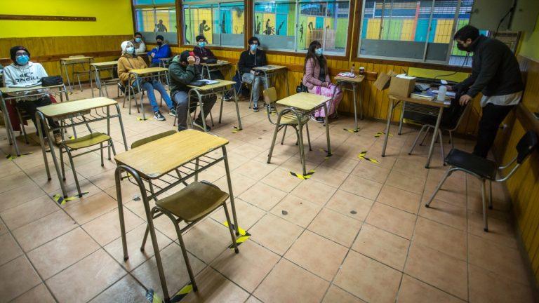 Clases Presenciales Colegios