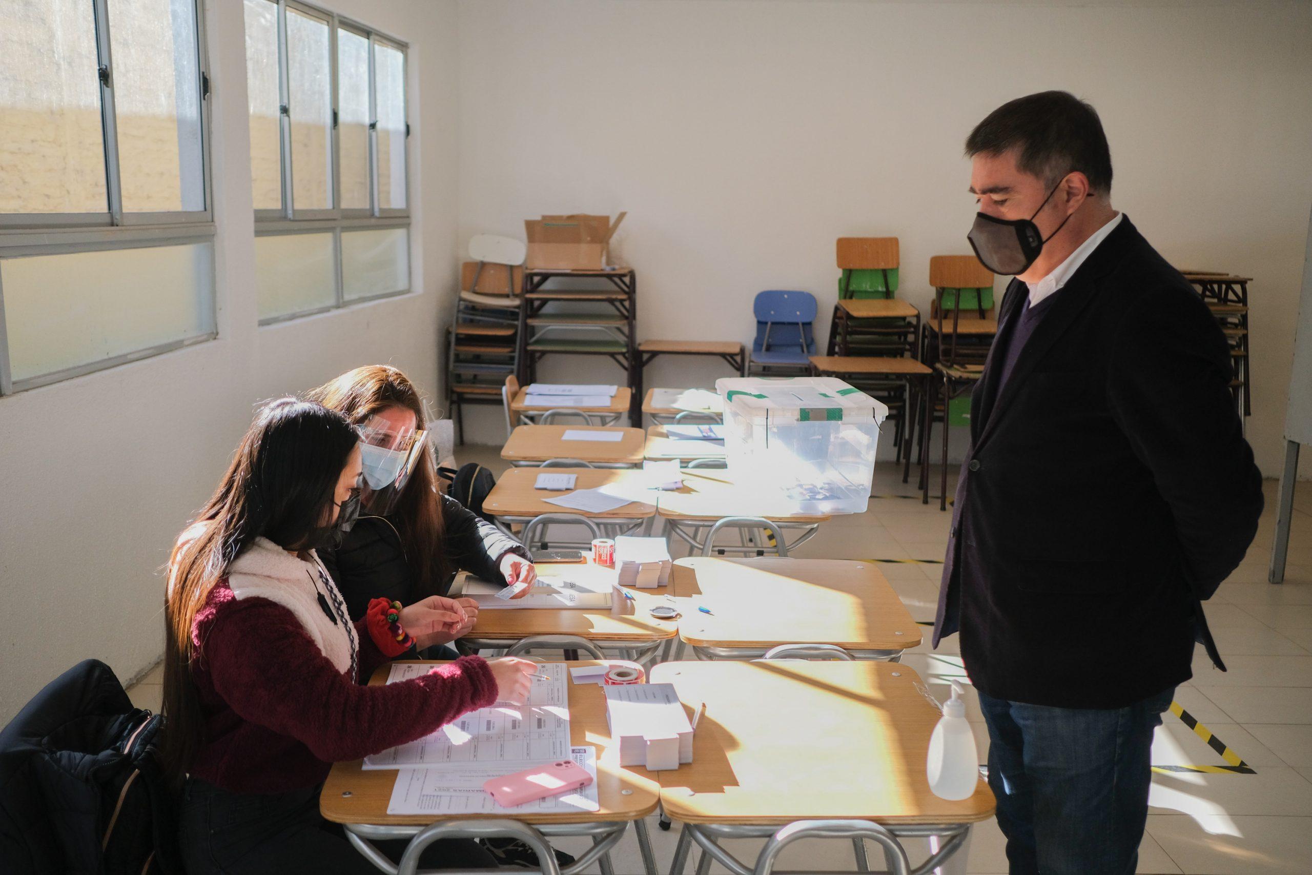 Elecciones Primarias: