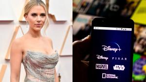 Disney Scarlett Johansson