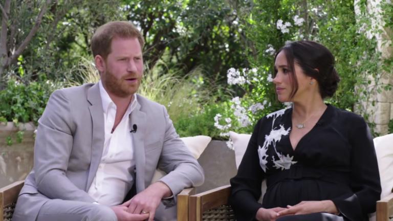 Entrevista Meghan Y Harry