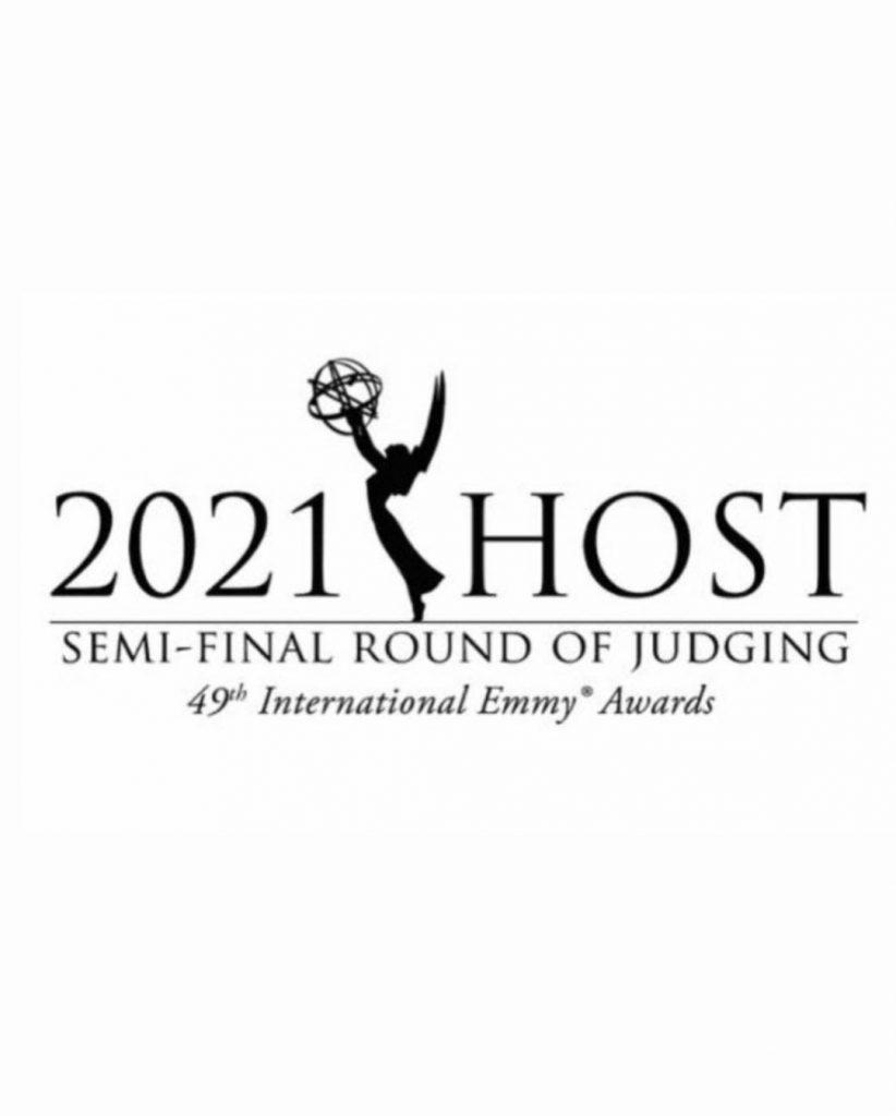 Ingrid Cruzz Emmy 2021
