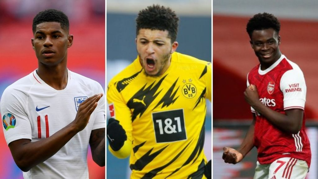 Jugadores Inglaterra Racismo