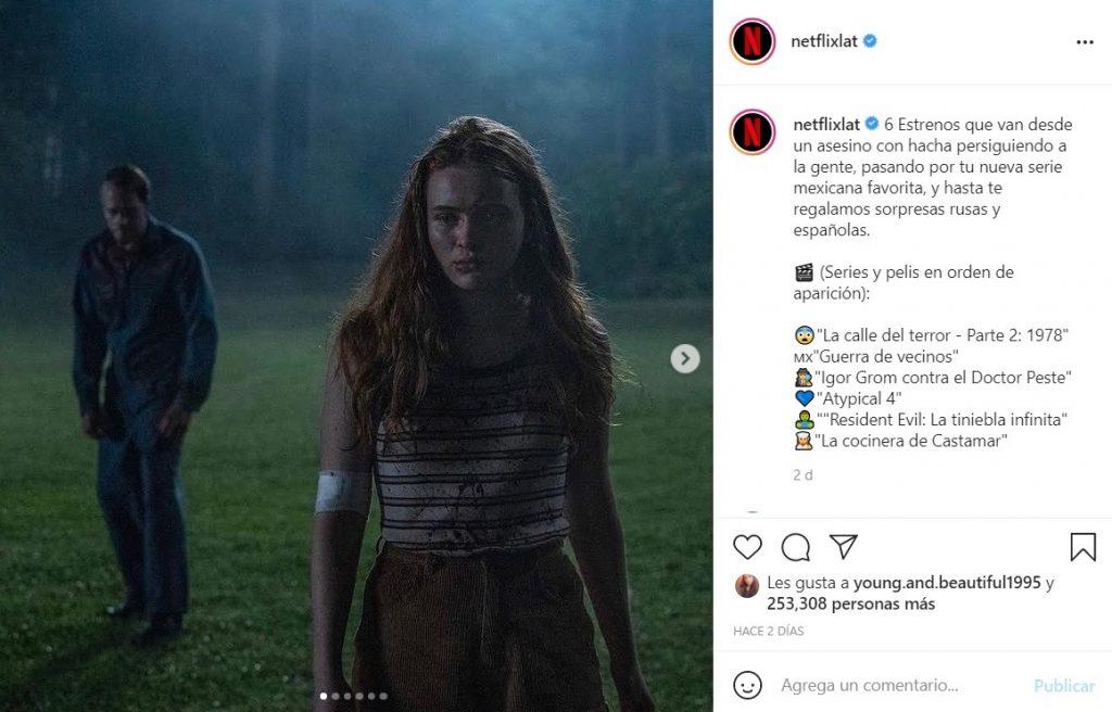 Julio En Netflix