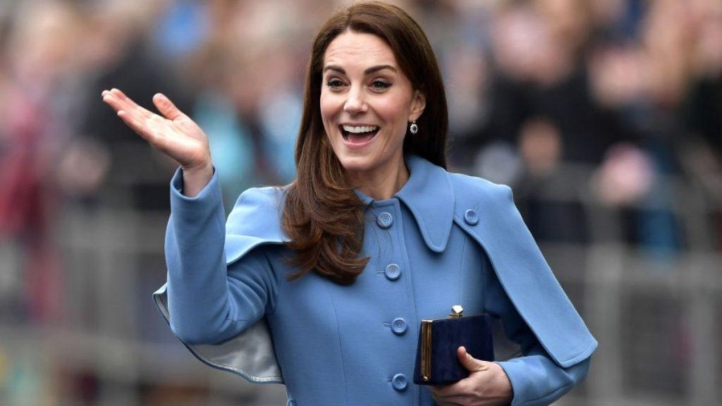 Kate Middleton Covid